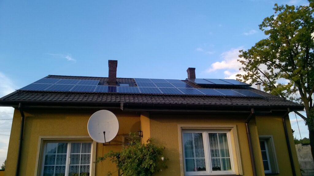 Mazowieckie kolektory słoneczne