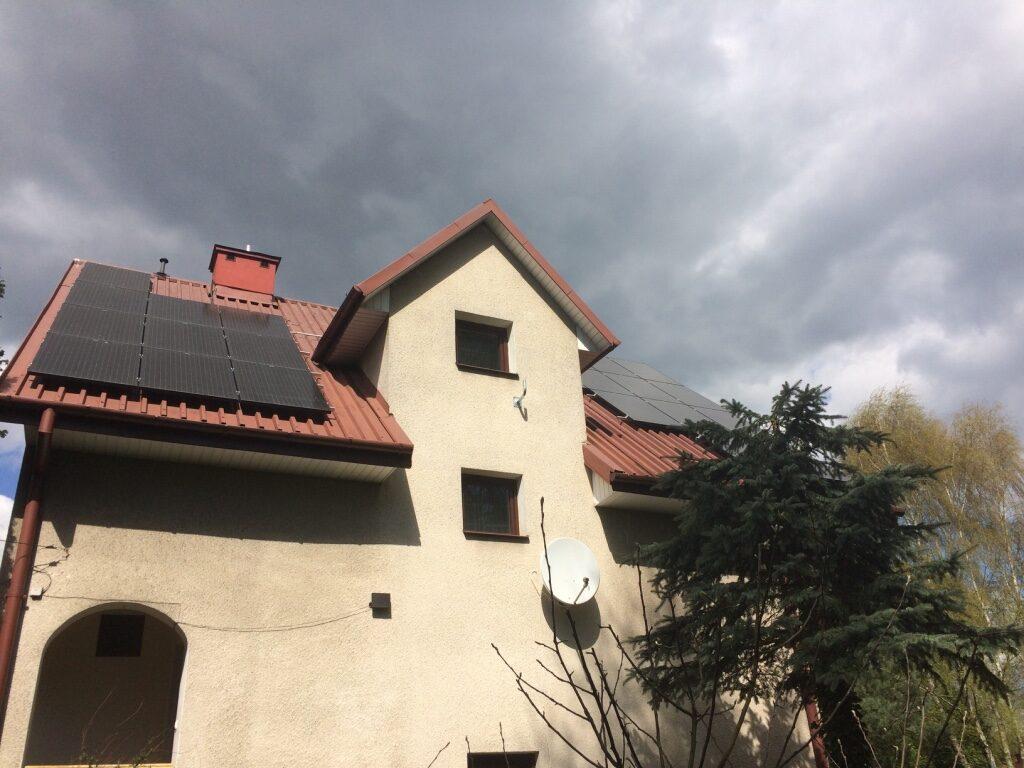 Panele słoneczne Mińsk Mazowiecki